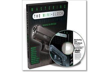 Gun Video DVD - Mastering The Mini-Glock X0173D