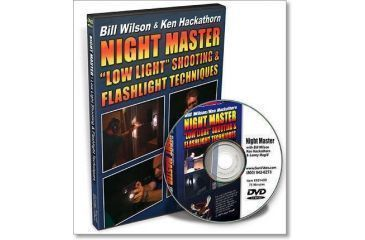 Gun Video DVD - Night Master - Low Light Shooting Techniques X0143D