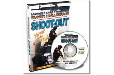 Gun Video DVD - North Hollywood Shoot-Out X0175D