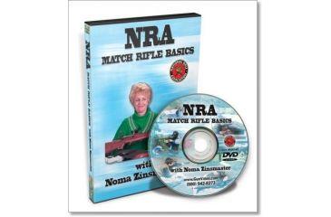 Gun Video DVD - NRA Match Rifle Basics With Noma Zinsmaster R0014D