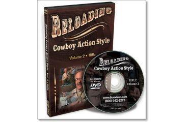 Gun Video DVD - Reloading: Rifle X0091D