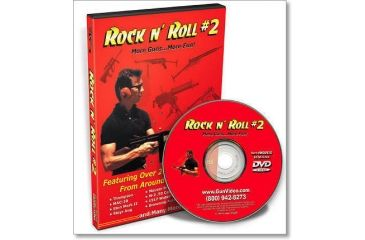 Gun Video DVD - Rock-N-Roll #2 More Guns More Fun MG002D