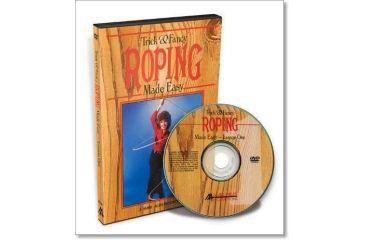 Gun Video DVD - Roping Made Easy E0002D
