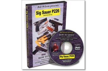 Gun Video DVD - Sig Sauer P-Series: How To Shoot P0047D