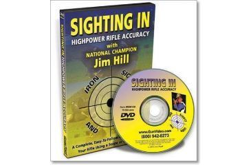 Gun Video DVD - Sighting In Rifles R0013D