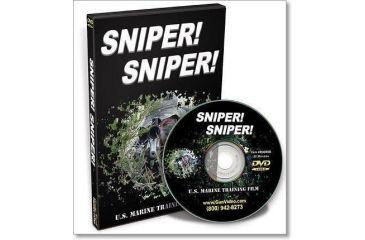 Gun Video DVD - Sniper! Sniper! R0009D