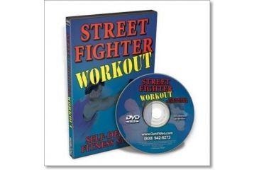 Gun Video DVD - Street Fighter Workout X0100D