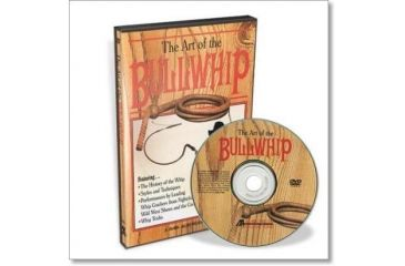 Gun Video DVD - The Art of Bullwhip E0003D