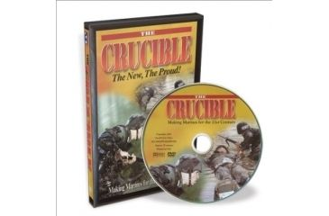 Gun Video DVD - The Crucible - USMC Final Test X0363D