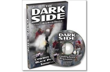 Gun Video DVD - The Dark Side - Black Powder Techniques X0467D