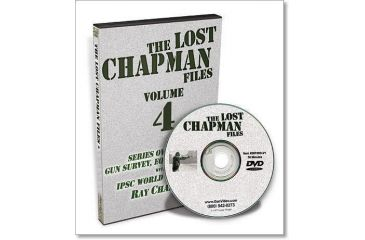 Gun Video DVD - The Lost Chapman Files - Volume 4 X0122D