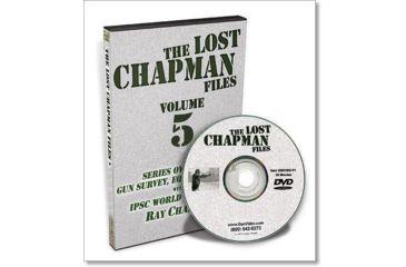 Gun Video DVD - The Lost Chapman Files - Volume 5 X0123D