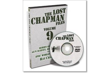 Gun Video DVD - The Lost Chapman Files - Volume 9 X0127D