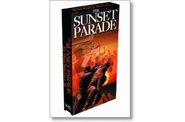 Gun Video DVD - The Sunset Parade - Battle Color Ceremony at 8th and I Street X0364D