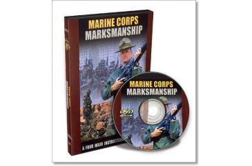 Gun Video DVD - USMC Marksmanship X0433D