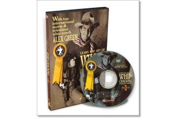 Gun Video DVD - Whip Cracking Made Easy E0029D