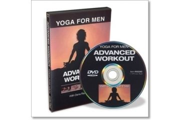 Gun Video DVD - Yoga For Men - Advanced Workout X0226D