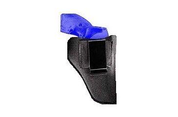 Gunmate Black Inside The Pant Holster w/Reversible Belt Clip 21328