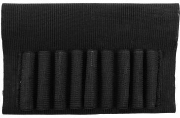 GunMate Synthetic Buttstock Shell Holder Sleeve, Rifle Stock 22200