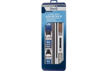 Gunslick Ultra Box Cleaning Kit - Blackened Steel Rods - Shotgun, 12 Gauge 62020