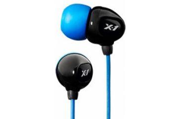 H2O Audio Surge 2G Waterproof Headphones H2O-IE2-BK
