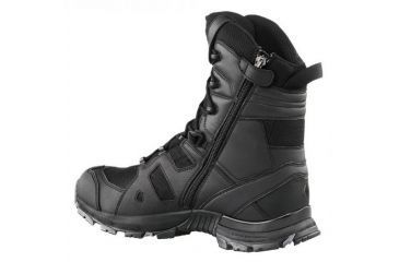 2-HAIX Black Eagle Athletic 11 Boot w/ Side Zipper