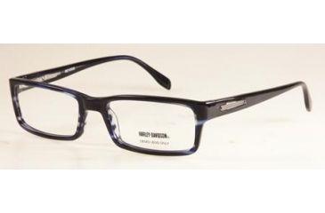 1474c538a68 Harley Davidson Eyewear HD0428 Single Vision Prescription Eyeglasses ...
