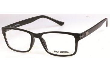 fe0c71dfd3b Harley Davidson Eyewear HD0496 Single Vision Prescription Eyeglasses ...