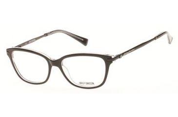 76e9a2ce0c2 Harley Davidson Eyewear HD0517 Progressive Prescription Eyeglasses ...