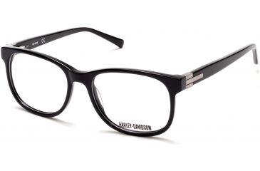 6eb0455798c Harley Davidson Eyewear HD0546 Eyeglass Frames - Shiny Black Frame Color
