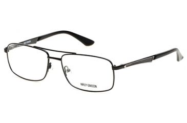 6747efe6417 Harley Davidson Eyewear HD0729 Single Vision Prescription Eyeglasses ...