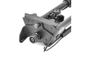 3-Harris Engineering LM Series S Bipod, Notch Rotate 9-13in S-LM