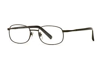 Hart Schaffner Marx HSM 728 SEHS 072800 Bifocal Prescription Eyeglasses - Steel Blue SEHS 0728005445 GY