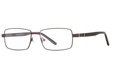 Hart Schaffner Marx HSM 757 SEHS 075700 Single Vision Prescription Eyeglasses - Brown SEHS 0757005540 BN