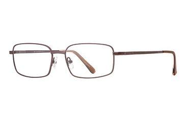 Hart Schaffner Marx HSM 823 SEHS 082300 Eyeglass Frames - Brown SEHS 0823005745 BN