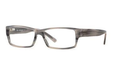 Hart Schaffner Marx HSM 921 SEHS 092100 Progressive Prescription Eyeglasses - Grey Horn SEHS 0921005440 GY