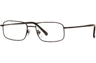 Hart Schaffner Marx HSM T-124 SEHS T12400 Single Vision Prescription Eyewear - Gulf Blue SEHS T124005240 BL
