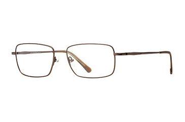 Hart Schaffner Marx HSM T-144 SEHS T14400 Bifocal Prescription Eyeglasses - Brown SEHS T144005745 BN