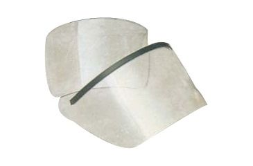 Hatch 3mm Face Shield w/Liquid Seal