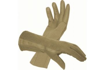 Hatch Bng230 Tactical Flight Gloves Wnomex H0766 Coyote Tan Small 1011470