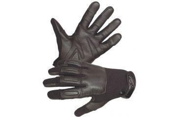 Hatch Defender II Glove w/Steel Shot Black S 1010676