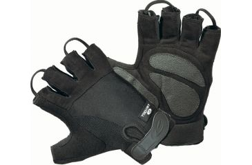 Hatch HLG250 ShearStop Cycle Glove Half Finger
