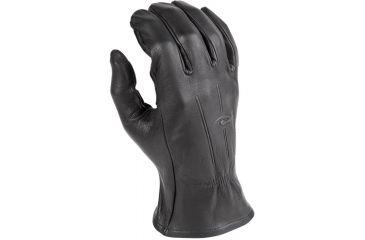 Hatch LMG100 Leather Black Motor Glove