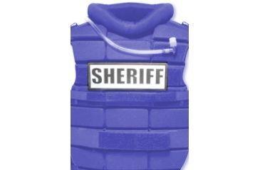 Hatch SHERIFF Reflective Label