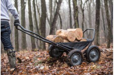 10-Hawk Treestands Hawk Crawler Game Cart