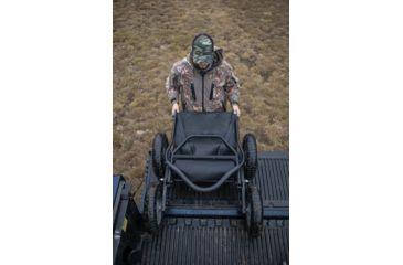11-Hawk Treestands Hawk Crawler Game Cart