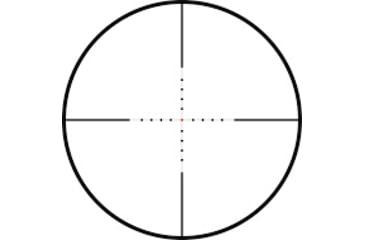 Hawke Sport Optics Endurance 30 SF 6-24x50 Mil Dot IR, Black HK6432