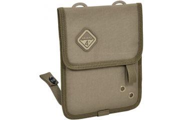 Hazard4 LaunchPad Mini Pouch- iPad Mini and Kindle Types, Coyote COM-MNP-CYT