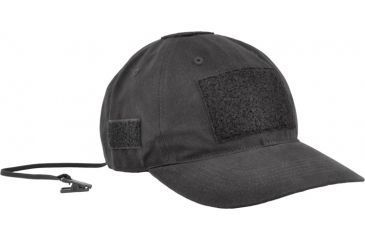 Hazard4 PMC Classic Velcro Ball Cap, Cotton, Black APR-PMC-CT-BLK