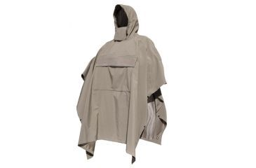 Hazard4 PonchoVilla with SmartSkin Softshell, Coyote APR-PNVL-R-CYT